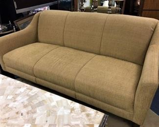 Modern Linen Sofa