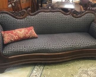 """""""DEAL OF THE DAY"""" LARGE VICTORIAN SOFA"""