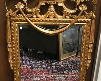 VINTAGE GOLD GILT MIRROR WELL OVER 75 MIRRORS IN STOCK AT ALL TIMES
