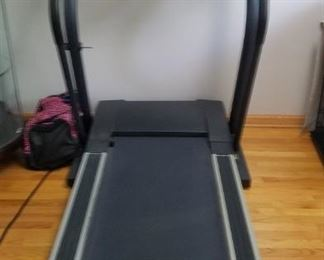 Nordic track C2000 barely used treadmill