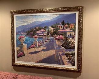 Howard Behren's Painting