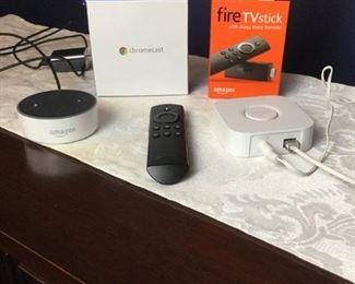 Echo Dot, Chromecast, Phillips Hue, Firestick https://ctbids.com/#!/description/share/235821