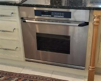 """30"""" Dacor oven - yes we have TWO"""