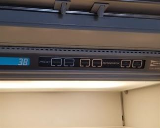 "Sub-Zero 642 refrigerator is 42"" wide"