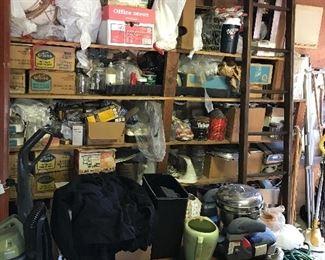 Tools. Garage stuff
