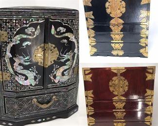 Jewelry Box Trio https://ctbids.com/#!/description/share/235946