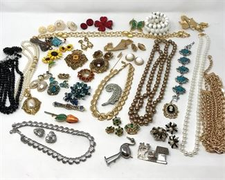Firenze, Topaz and more Costume Jewelry https://ctbids.com/#!/description/share/235945