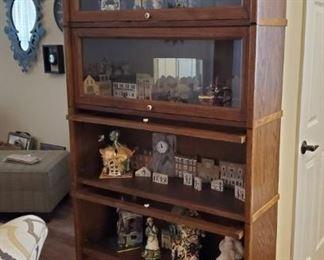 Tall 5-Shelf Curio
