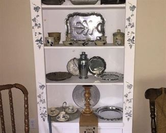 cabinet (everything on it goes as well)