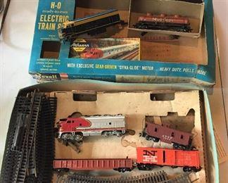 Revell train set