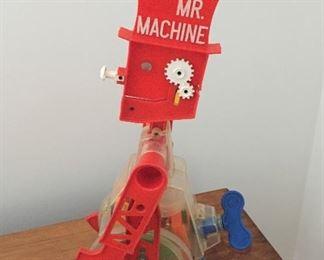 Mr. Machine