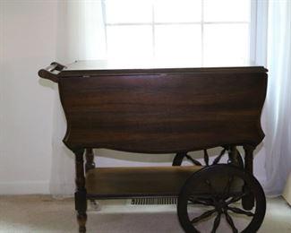 cart - wooden