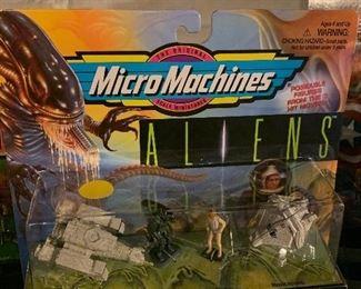 Micro Machines! Love these!