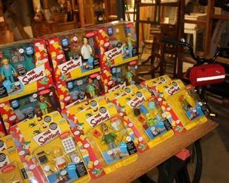 Simpsons toys