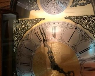 Howard Miller Grandfather Clock,