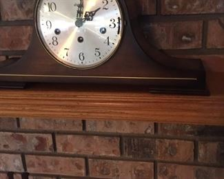 running mantle clock