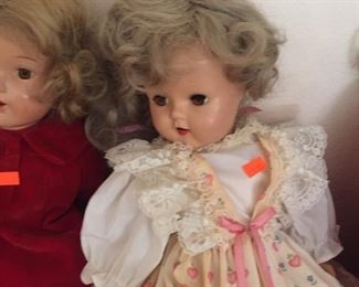 another vintage doll