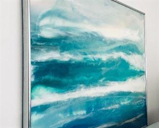 Nick Mirandon artwork it's big! $650
