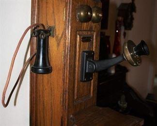 Antique Sumter Telephone