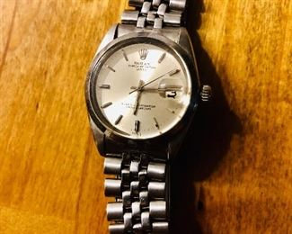 1969 Rolex Watch (Runs Great)