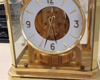 ATMOS Clock; meticulous.