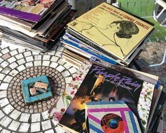 Fun collection of vinyl.