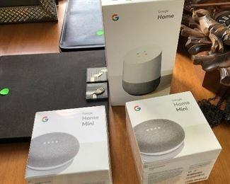 Google Home system, brand new.