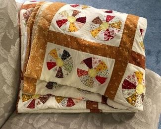 Beautiful old quilt