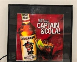 You and the Captain can make a great night even greater.