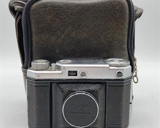 Vintage Kodak Retina II Camera