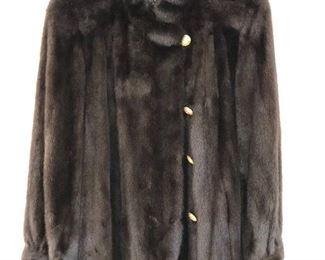 Mink Jacket by Valentino