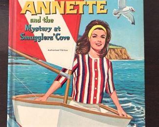 Disney Annette Book