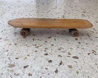 Early Skateboard