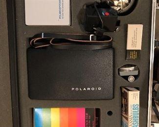 Vintage Polaroid in the original case