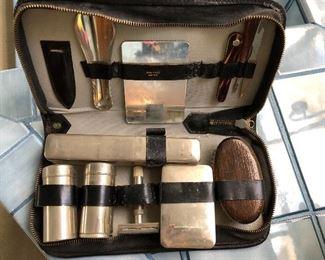 Vintage Men's Travel Kit