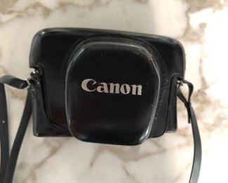 Vintage Canon