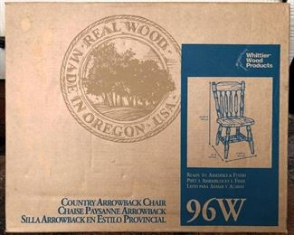 APC006 Whittier Wood Country Arrowback Chair