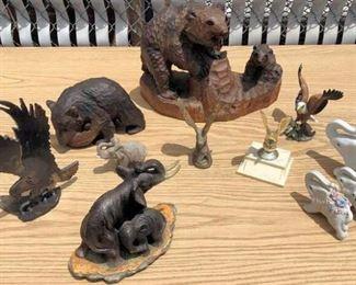 APC014 Animal Figurines Selection