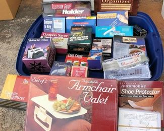 APC021 Storage, Organizing & Other Useful Items