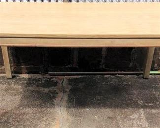 APC029 Heavy Wooden Table
