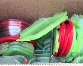 APC056 Glass Food Storage Assortment