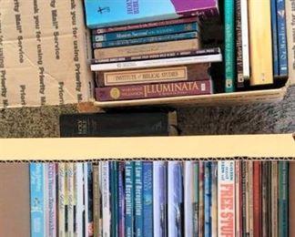 APC059 Two Boxes of Inspirational & Spiritual Books