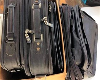 APC063 Assorted Attache & Laptop Cases