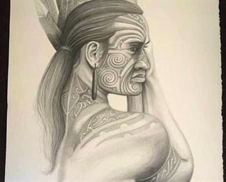 APC100 Local Pencil Drawing #1 by Eriki