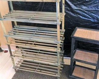 APC111 Three Storage Shelves