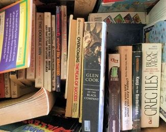APC147 Mystery Book Assortment