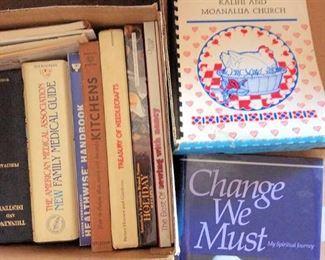 APC153 Home Economics Books & More