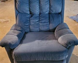Rocker recliner swivel