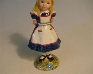 Beeswick Alice In Wonderland figure