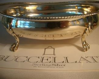 Buccellati sterling bowl